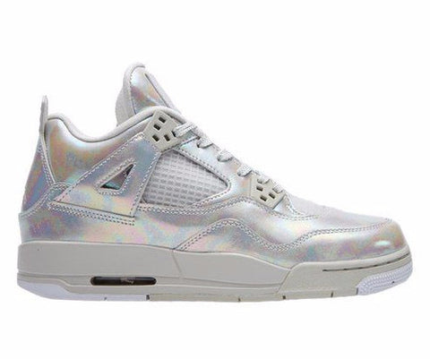 Jordan 4 Pearl Light Bone (GS) - Sole Alley