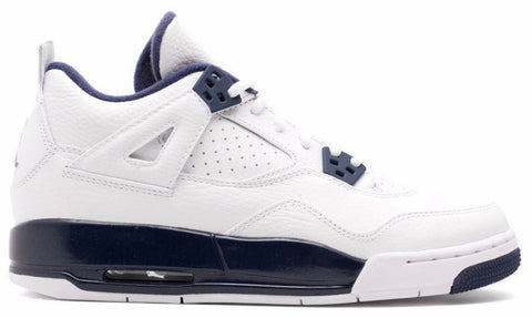 Jordan 4 Retro Columbia Legend Blue (GS) - Sole Alley