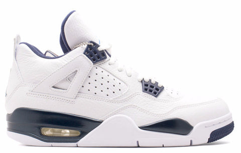 Jordan 4 Retro Columbia Legend Blue - Sole Alley