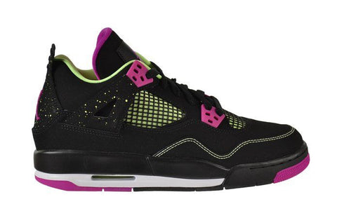 Jordan 4 Retro Fuchsia Flash (GS) - Sole Alley