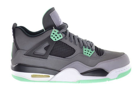 Jordan 4 Retro Green Glow - Sole Alley