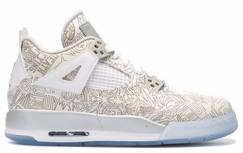 Jordan 4 Retro Laser (GS) - Sole Alley