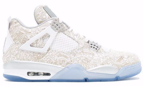 Jordan 4 Retro Laser - Sole Alley