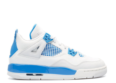 Jordan 4 Retro Military Blue (GS) - Sole Alley