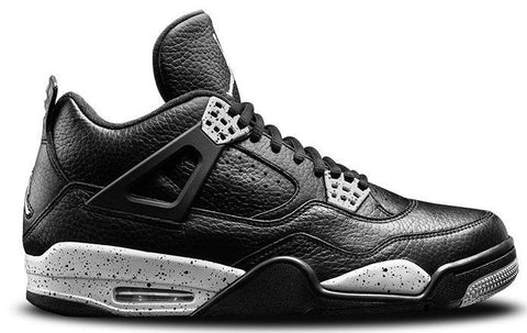 Jordan 4 Retro Oreo - Sole Alley