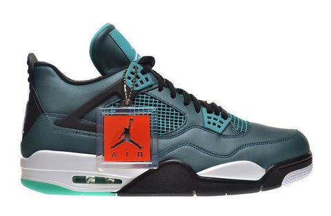Jordan 4 Retro Teal 30th Anniversary - Sole Alley