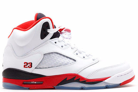 Jordan 5 Black Tongue Retro (GS) - Sole Alley