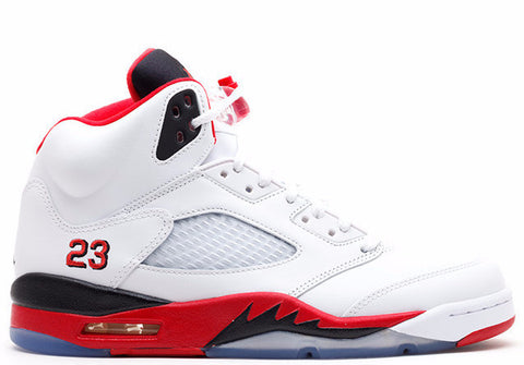 Jordan 5 Black Tongue Retro - Sole Alley