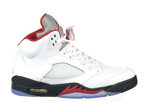 Jordan 5 Fire Red Retro - Sole Alley