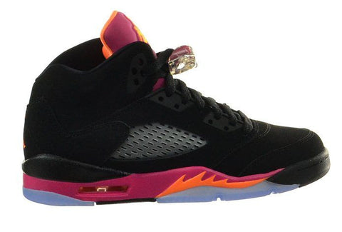 Jordan 5 Floridian Bright Citrus Retro (GS) - Sole Alley