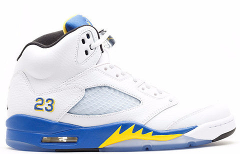 Jordan 5 Laney Retro - Sole Alley