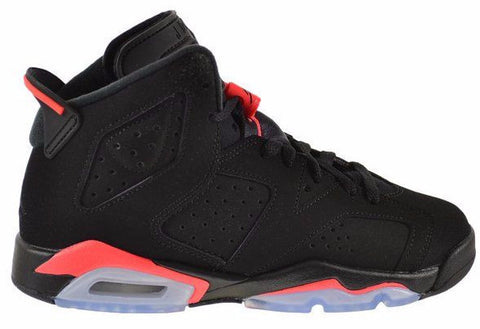 Jordan 6 Black Infrared 2014 (GS) - Sole Alley