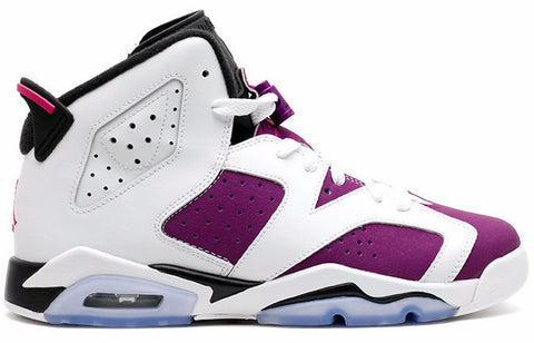 Jordan 6 Bright Grape Retro (GS) - Sole Alley