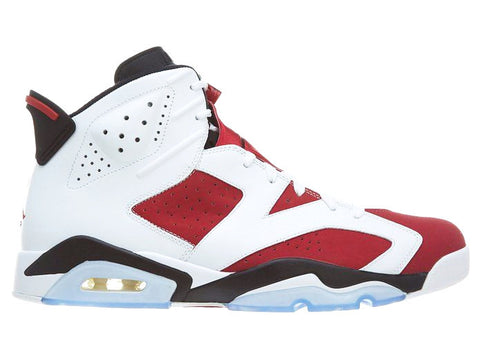 Jordan 6 Carmine Retro - Sole Alley