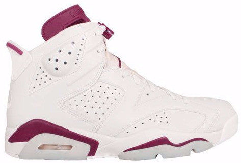 Jordan 6 Maroon Retro - Sole Alley