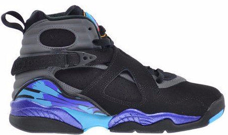 Jordan 8 Aqua 2015 Retro (GS) - Sole Alley