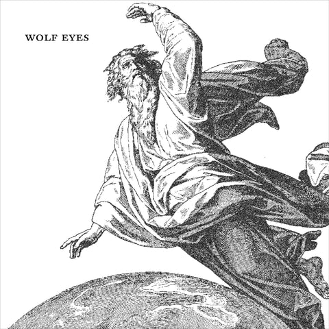 Wolf Eyes - Untitled