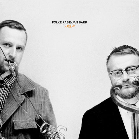 Folke Rabe/Jan Bark ‎– ARGH!