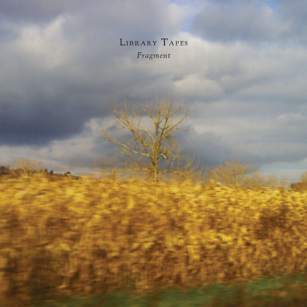 Library Tapes - Fragment