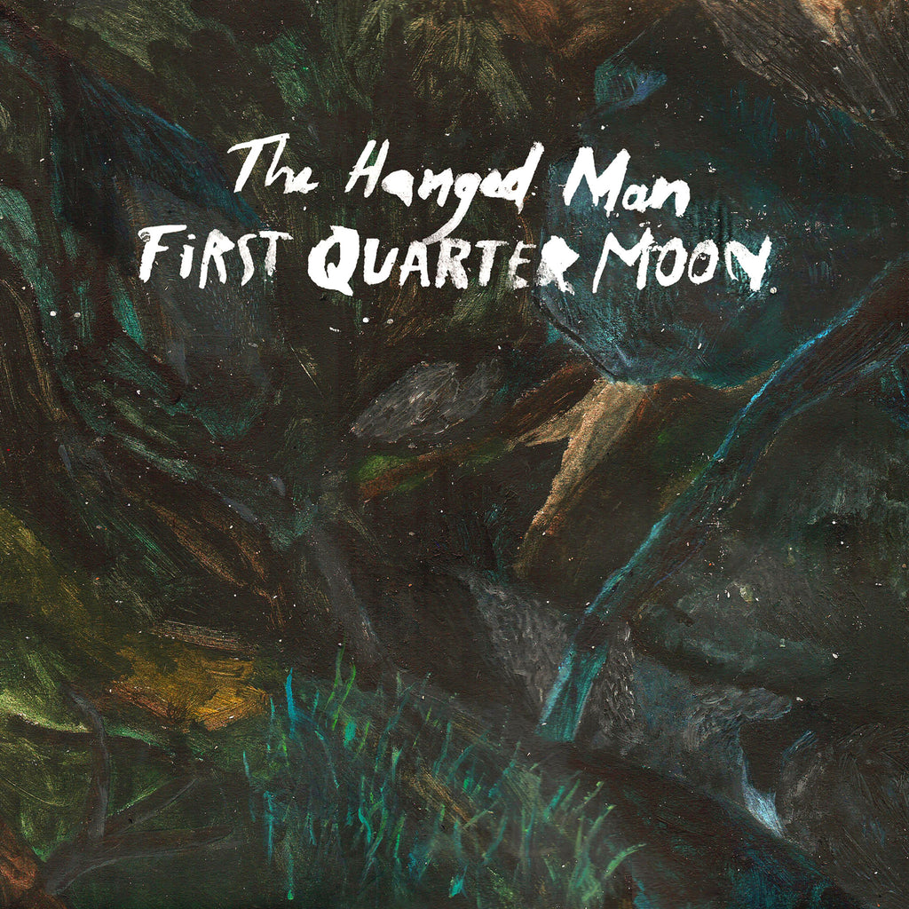 The Hanged Man - First Quarter Moon