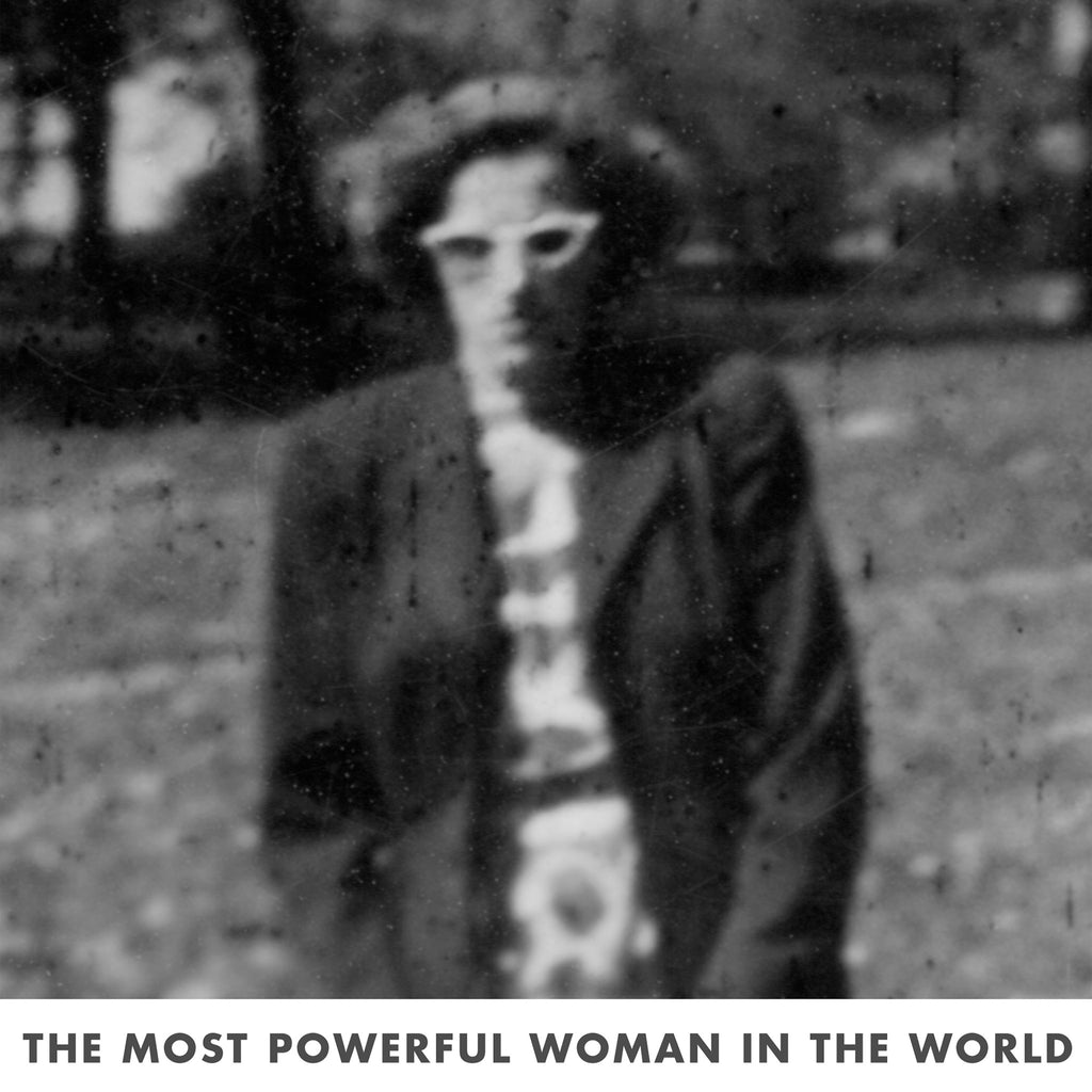 Leif Elggren - The Most Powerful Woman In The World