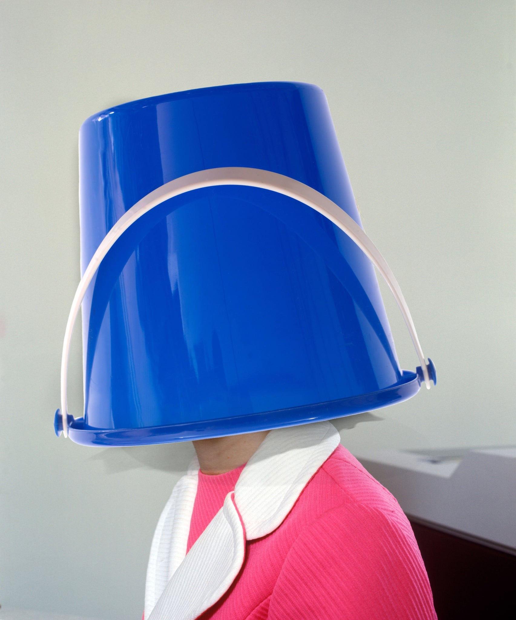 BUCKET ON HEAD