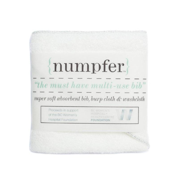 'the must have multi use' bib - silver - Numpfer