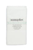 'the must have multi-use' blanket - white - Numpfer