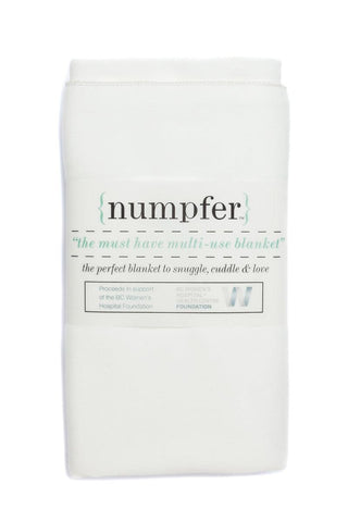 'the must have multi-use' blanket -silver - Numpfer