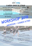 STAGE WORKSHOP Natation 27/28 octobre 2018