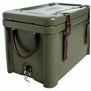 45L Rogue Ice Cooler with canvas seat