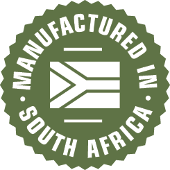 Manufactured in SA
