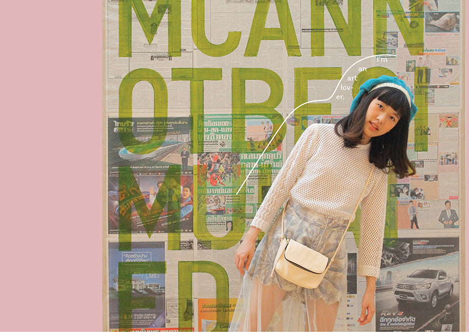 supersweet, super sweet, pastel, fashion, style, art, photo shoot, editorial, layout, aw15, the weird and the wonderful, bangkok, thai girls, petite, bacc, museum, tulle, trousers, beret, cashmere