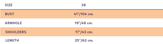 Size Chart For SUPERSWEET x moumi  Rabbitfoot Dress