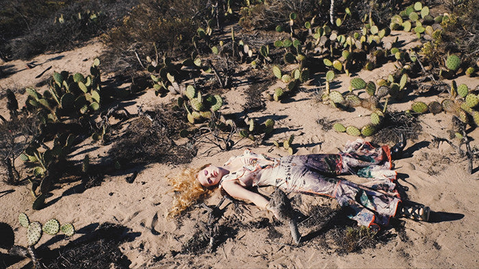 supersweet, super sweet, moumi, ruby june, rapunzel, director, fashion, film, video, editorial, ad campaign, campaign, ss17, spring, summer, 2017, malibu, california, west coast, best coast, style, fashion, beach, scenery, new mexico, taos, los angeles, zuma