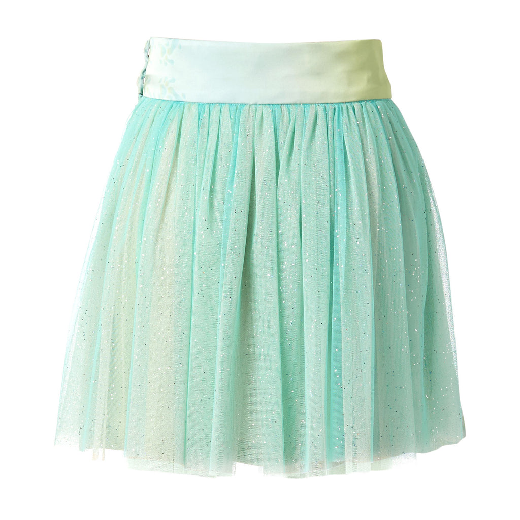 ss16, moumi, cotton, skirt, short, glitter tulle, feminine, sky, heaven, blue, baby, pastel, pastels, summer, supersweet, look book, girls, models, green, ombre, jade, mint, pastel