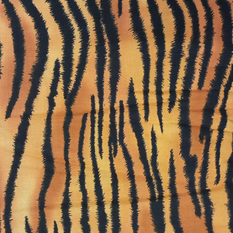 Tiffanies Tiger Stripe Print Cotton (1 meter)