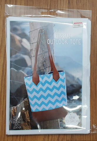 Sew To Grow The Urban Outlook Tote