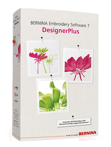 Bernina Designer Plus Version 8