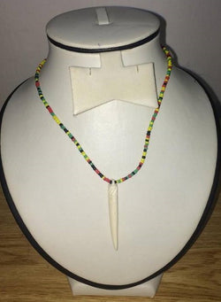 Tooth Necklace Assorted
