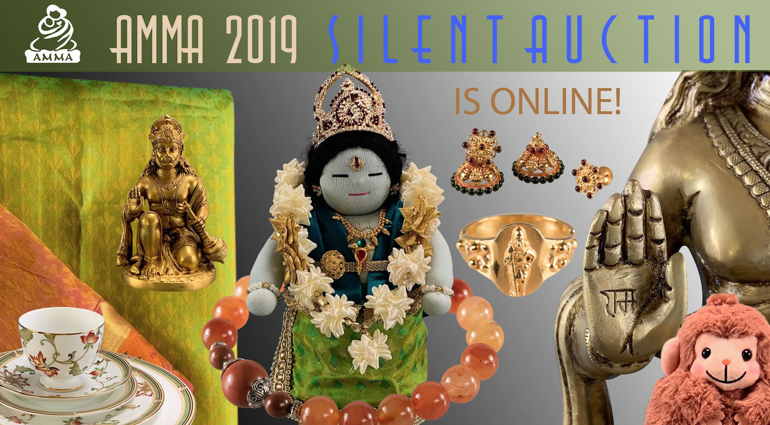 Amma 2019 Silent Auction