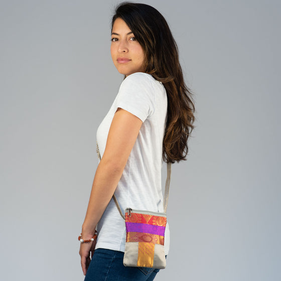 Diya Shoulder Pouch