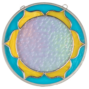 Mystic Stained Glass Window Hangings