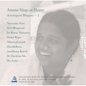 Amma Sings at Home Vol. 02 (CD)