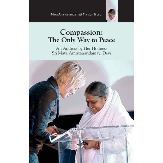 Compassion: the Only Way to Peace