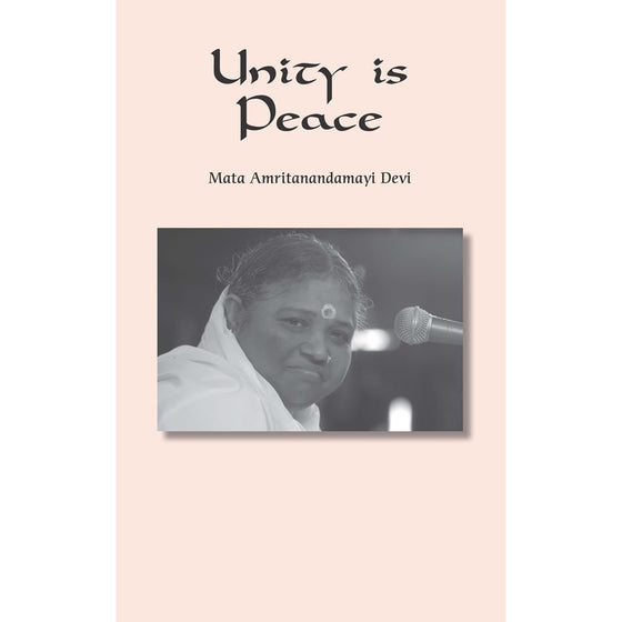 Unity is Peace