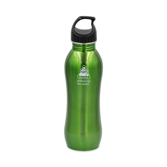 Embracing the World Water Bottle (various colors)