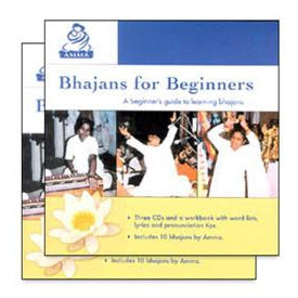 Bhajans for Beginners CD