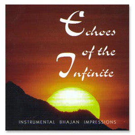 Echoes of the Infinite Vol 1 CD