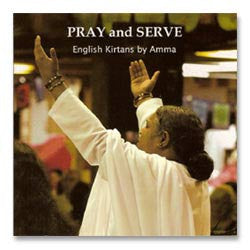 Pray and Serve CD